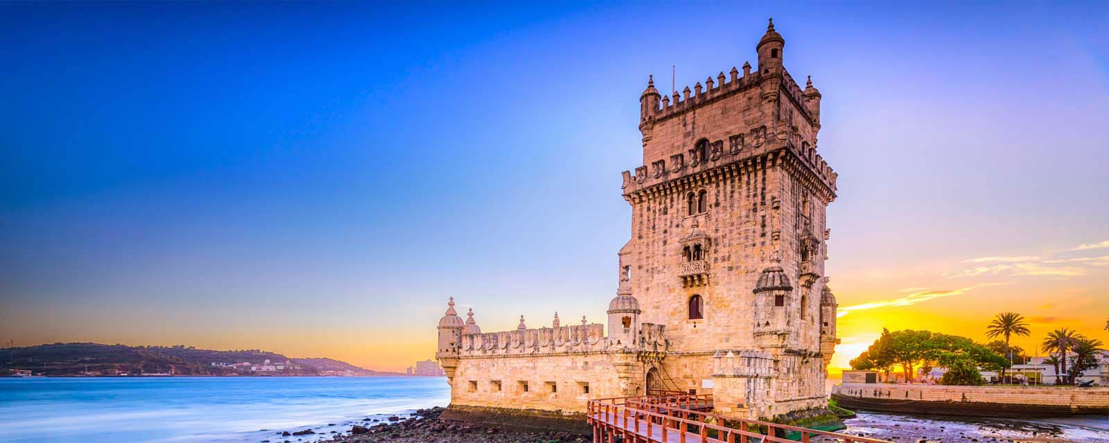 Belém Tower Lisbon Portugual