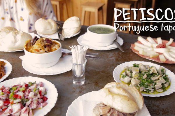 Petiscos - Portuguese Tapas